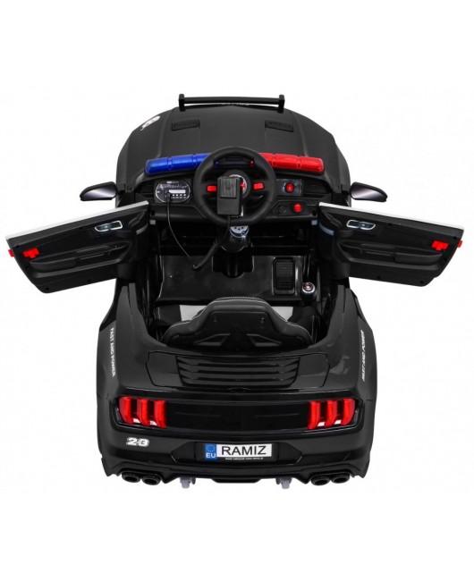 Elektrické policajné autíčko GT Sport